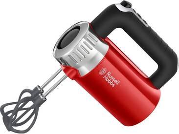 RUSSELL HOBBS Handmixer 25200-56 Ribbon Red, rot