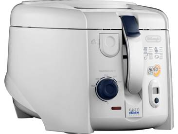 Rotofritteuse F 28313.W, weiß, DeLonghi