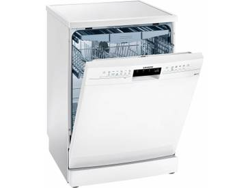 SIEMENS Geschirrspüler iQ300, A++, 9,5 Liter, 13 Maßgedecke, Energieeffizienz: A++, weiß, Energieeffizienzklasse: A++