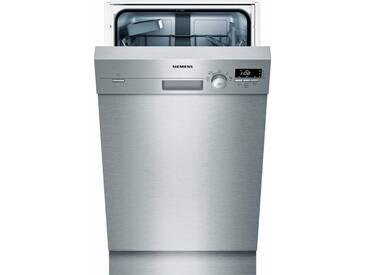SIEMENS Unterbaugeschirrspüler, 8,5 Liter, 9 Maßgedecke, Energieeffizienz: A+, silber, Energieeffizienzklasse: A+