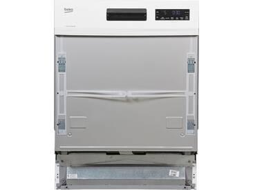 BEKO teilintegrierbarer Geschirrspüler, 9,5 Liter, 14 Maßgedecke, Energieeffizienz: A++, weiß, Energieeffizienzklasse: A++