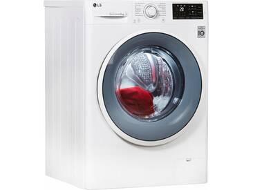 Waschmaschine F 14WM 8EN0, Fassungsvermögen: 8 kg, weiß, Energieeffizienzklasse: A+++, LG