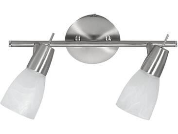 silber, 2 -flg. /, Energieeffizienzklasse: A+, Leuchten Direkt