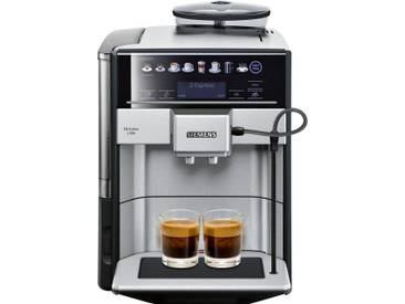 SIEMENS Kaffeevollautomat EQ.6 plus s700 TE657503DE, silber