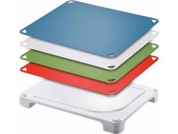 Schneidbrett »Vario Board«, weiß, spülmaschinengeeignet, Leifheit