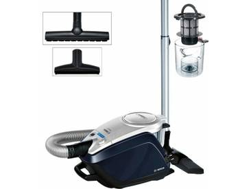 BOSCH Bodenstaubsauger Relaxxx ProSilence Plus BGS5A300, silber, Allergiker, , , Energieeffizienzklasse: A