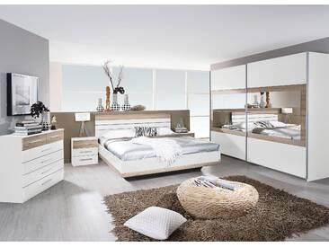 PACK´S Schlafzimmer-Set beige, »Tarragona«, rauch