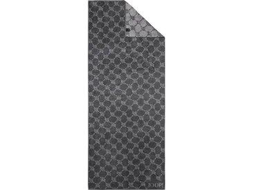 Sauna-Tuch »Cornflower«, grau, 1x 80x200cm, Joop!