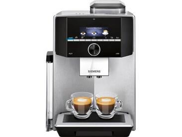 SIEMENS Kaffeevollautomat EQ.9 s400 TI924501DE, silber
