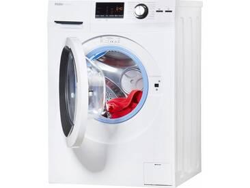 Waschmaschine HW70-B14266, Fassungsvermögen: 7 kg, weiß, Energieeffizienzklasse: A+++, Haier