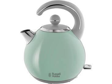 RUSSELL HOBBS Wasserkocher, Bubble Soft Green 24404-70, 1,5 Liter, 2300 Watt, grün
