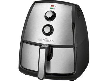 Heissluftfritteuse PC-FR 1115 H, 1500 W, Fassungsvermögen 3,5 l, schwarz, ProfiCook