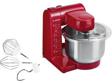 BOSCH Küchenmaschine MUM44R1 rot