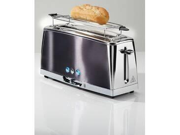 RUSSELL HOBBS Langschlitz-Toaster Luna 23251-56 Moonlight grau