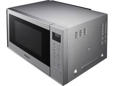 Mikrowelle NN-CT57JMGPG, silber, Panasonic