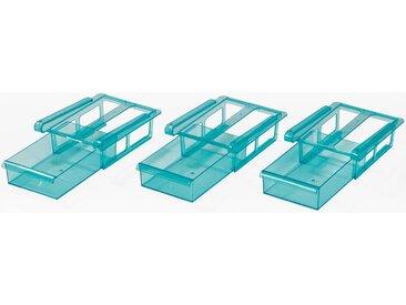 Korbeinsatz Klemm-Schublade, blau, GOURMETmaxx