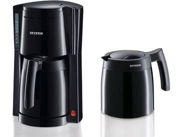 Filterkaffeemaschine KA 9234, schwarz, Severin