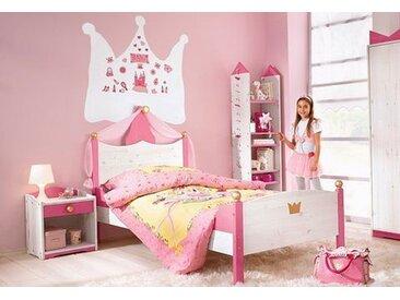 Kinder-Bett, rosa, 90x200cm, Silenta