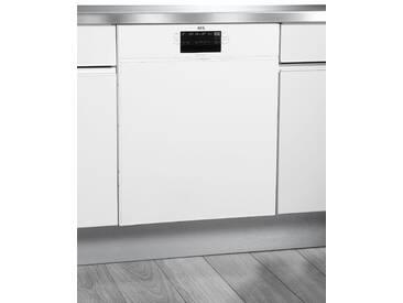 Unterbaugeschirrspüler FUB52600ZW, weiß, Energieeffizienzklasse: A++, AEG
