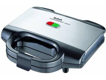 Sandwichmaker Ultracompact SM1552, silber, Tefal
