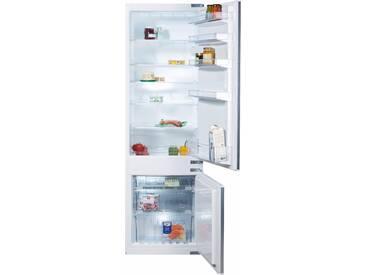 Einbaukühlgefrierkombination, 177,2 cm hoch, 54,5 cm breit, Energieeffizienz: A+, weiß, Energieeffizienzklasse: A+, Constructa