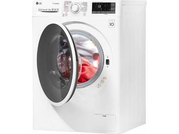 Waschtrockner F 14WD 96EH1, Fassungsvermögen: 9 kg, weiß, Energieeffizienzklasse: A, LG