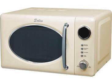 Mikrowelle SRM-20.6G, beige, SALCO