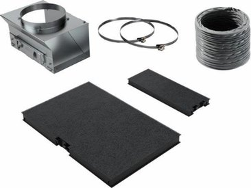 NEFF Umluftmodul Z51AIU0X0, schwarz