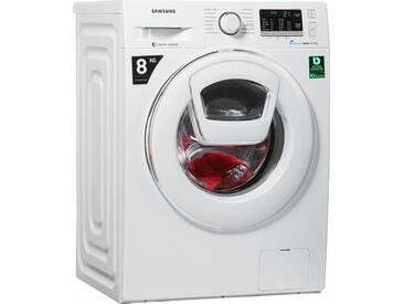 Waschmaschine WW5500 AddWash WW80K5400WW/EG weiß, Energieeffizienzklasse: A+++, Samsung