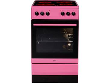 Standherd SHC 11507 P rosa, Energieeffizienzklasse: A, Amica