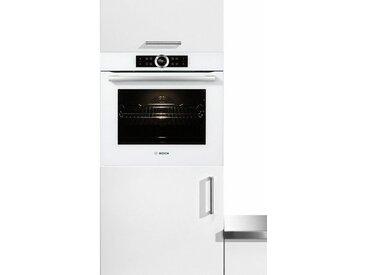 BOSCH Einbaubackofen Serie 8 HBG635BS1, weiß, Energieeffizienzklasse: A+