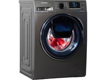 Waschmaschine WW8EK6404QX/EG grau, Energieeffizienzklasse: A+++, Samsung