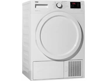 BEKO Wärmepumpentrockner DS 7333 PA0, weiß, Energieeffizienzklasse: A+