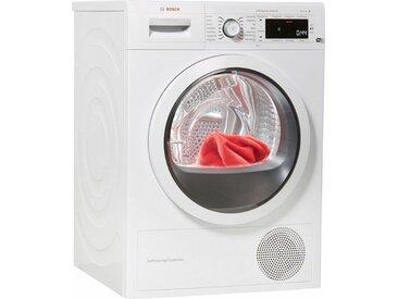 BOSCH Wärmepumpentrockner WTWH7540, weiß, Energieeffizienzklasse: A+++