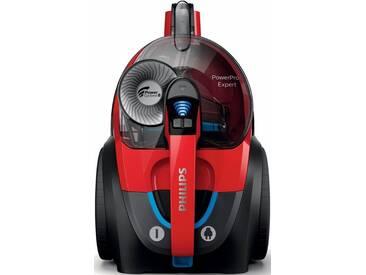 Philips Bodenstaubsauger FC9729/09, rot, Energieeffizienzklasse: A