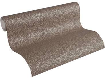 Vliestapete braun, »Tapete Confetti«, FSC®-zertifiziert, SCHÖNER WOHNEN-KOLLEKTION