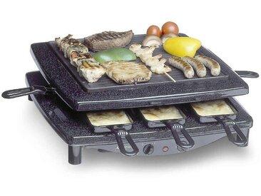 Raclette RC 3 plus, schwarz, Steba