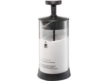 GEFU Milchaufschäumer, schwarz, »ANTONIO«, spülmaschinengeeignet