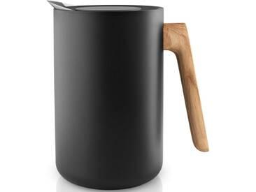 Isolierkanne »Nordic Kitchen«, schwarz, Inhalt 1 l, Eva Solo