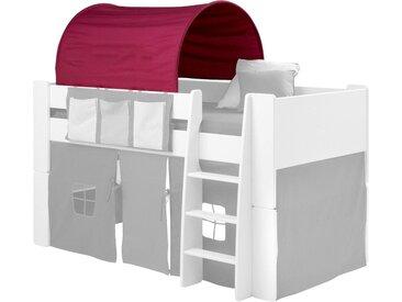 Home affaire Tunnelzelt »FOR KIDS«, rosa