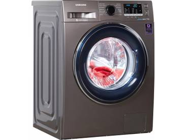 Waschmaschine WW5000 WW70J5435FX/EG silber, Energieeffizienzklasse: A+++, Samsung