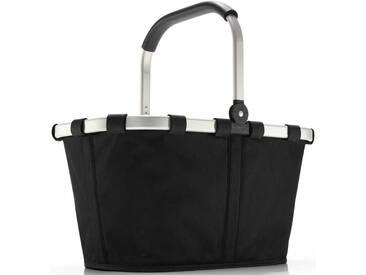 Einkaufskorb , schwarz, »carrybag«, REISENTHEL®