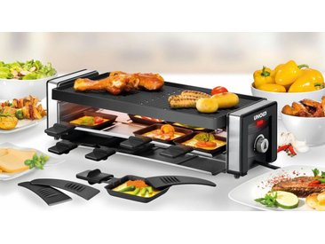 Raclette-Grill Finesse 48735, schwarz, Unold