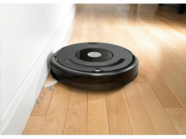 Saugroboter Roomba 676, schwarz, iRobot