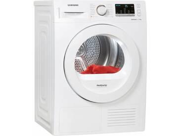 Wärmepumpentrockner DV4500 DV70M5020KW/EG, weiß, warm, , , Energieeffizienzklasse: A++, Samsung