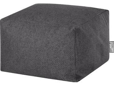 Sitzsack mit Innensack »Sitzhocker Loft SEAL«, grau, hochwertig, , , Sitting Point