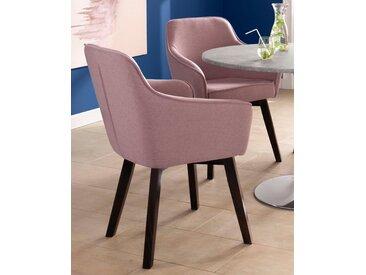 Sessel »Mark«, rosa, Armlehn Stuhl, FSC-Zertifikat, , , strapazierfähig, FSC®-zertifiziert,