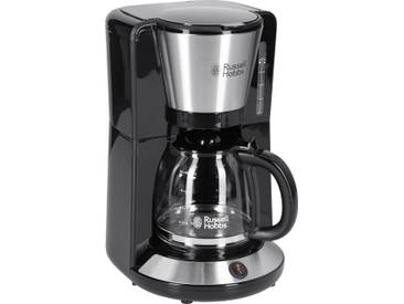 RUSSELL HOBBS Filterkaffeemaschine Adventure 24010-56 schwarz
