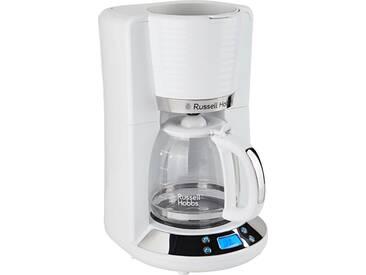 RUSSELL HOBBS Filterkaffeemaschine Inspire 24390-56, weiß, Hochglanz