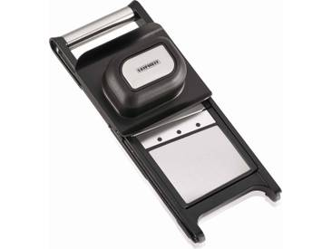 Doppelscheibenschneider, schwarz, »Easy Slicer«, Leifheit